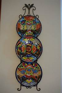best 25 talavera pottery ideas on pinterest spanish With kitchen colors with white cabinets with terracotta sun face wall art
