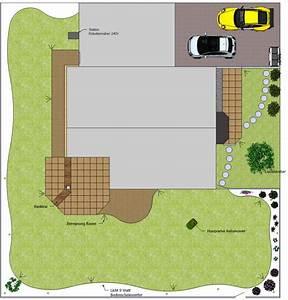 Gartengestaltung Online Kostenlos : 3d 2d software gartenplanung schnell einfach ~ Lizthompson.info Haus und Dekorationen