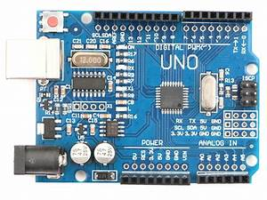 Arduino Uno R3 Compatible Board With Ch340  Header And Usb