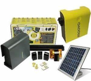 Portail Electrique Solaire : automatisation d 39 un portail ~ Edinachiropracticcenter.com Idées de Décoration