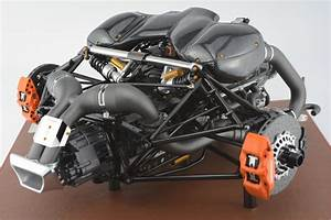 1/6th Frontiart Koenigsegg One:1 Engine