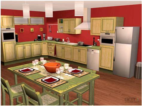 bain cuisine cuisine et salle de bains 3d screen 1