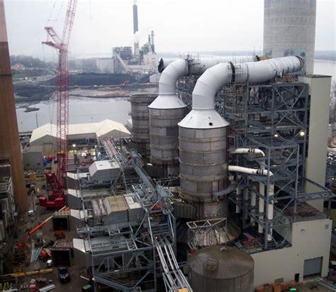 agc warrick power plant gribbins insulation
