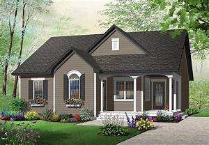 Delightful Cottage Home Plan