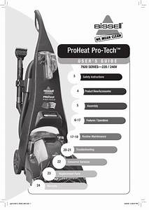 Bissell Proheat Pro