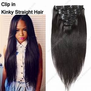 Straight Human Hair Clip In Extensions Best Quality