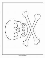 Pirate Flag Coloring Printable France Drawing Germany Pages Getdrawings Allfreeprintable Getcolorings sketch template