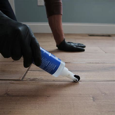 Removing Grout Residue From Tile by How To Install Wood Look Floor Tile