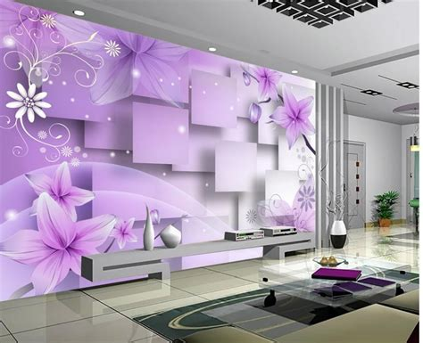 3d Wallpapers For Walls by Custom 3d Mural Continental Bedroom Living Room Wall