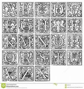 illuminated letters alphabet template search results With illuminated alphabet templates