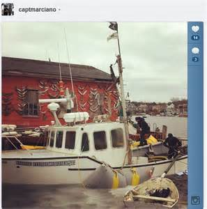 pumps on tuna dave marciano s merchandise after she sinks at the dock