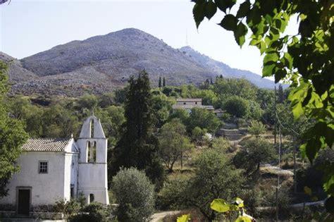 Corfu's Oldest Village (greece)