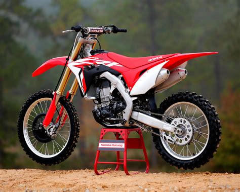 honda crf 2017 honda crf450r dirt bike test