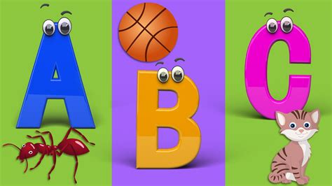 Big Phonics Song From Letters A To Z  Kids Songs And