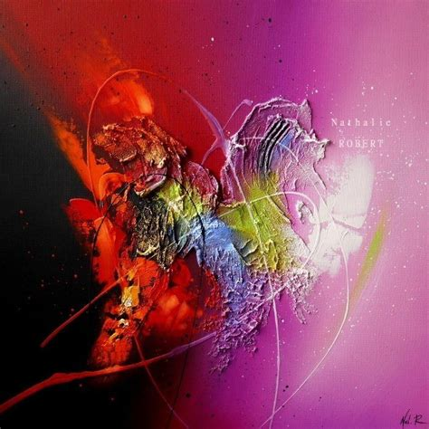 erakis tableau abstrait moderne contemporain peinture acrylique en relief tableaux abstraits