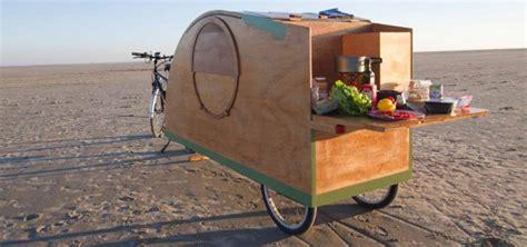 mini wohnwagen selber bauen anleitung fahrrad wohnwagen mobile minih 228 user kaufen oder nachbauen