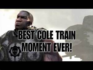 Gears of War 2 - Best COLE TRAIN moment ever! - YouTube
