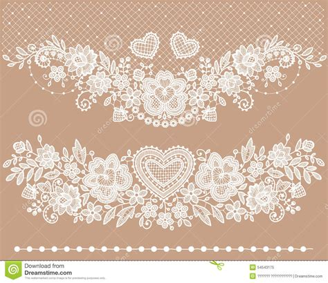 Lace Clip White Lace Clipart Collection