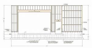 16 foot garage door header garage doors With 16 foot overhead garage door