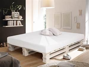 Betten Aus Paletten : paletti duo massivholzbett palettenbett 160 x 200 cm ~ Michelbontemps.com Haus und Dekorationen