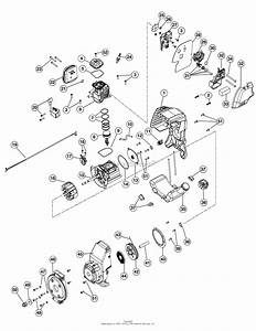 Mtd 41as360g799  316 794980  Parts Diagram For Engine Assembly