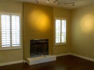 Painting Living Room Two Colors