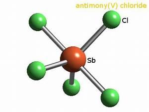 WebElements Periodic Table » Antimony » antimony pentachloride