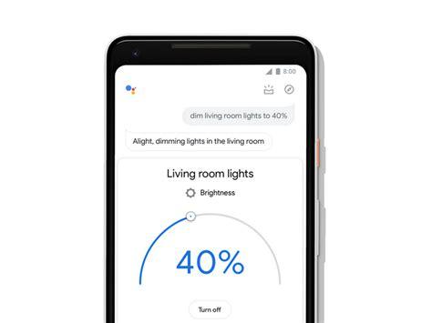 neues design und neue funktionen fuer google assistant