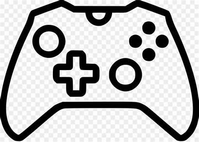 Xbox Controller Clipart Control Remote Transparent Clip