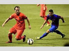 Levante 05 Barcelona At full steam in La Liga
