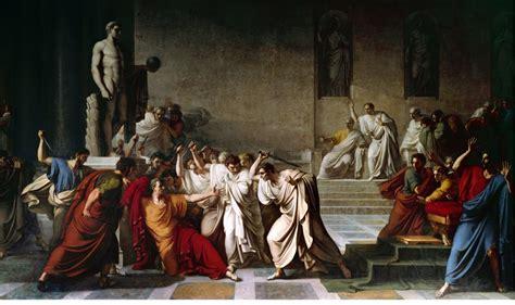 death  caesar      story history