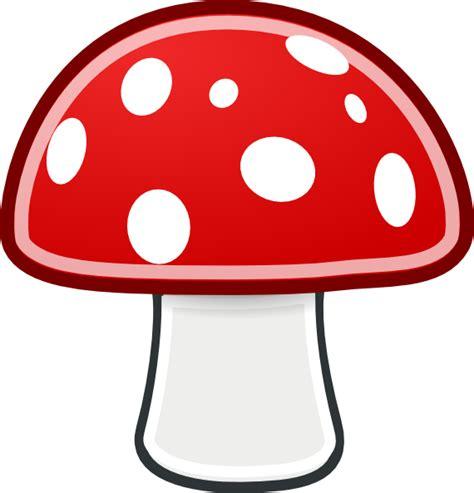 mushroom clip art  clkercom vector clip art