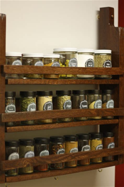 How To Make A Spice Rack Out Of Wood by Diy Spice Rack And Ideas Guide Patterns