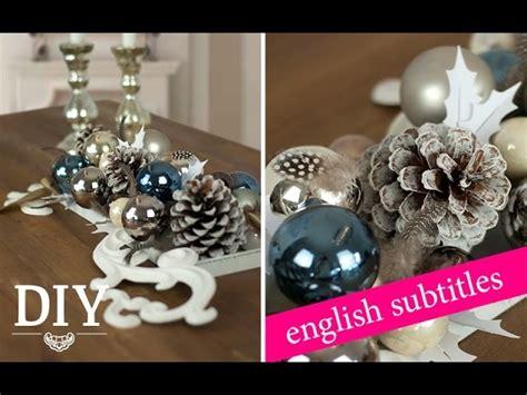 Weihnachtsdeko Für Den Tisch by Diy Weihnachtsdeko F 252 R Den Tisch Deko Kitchen