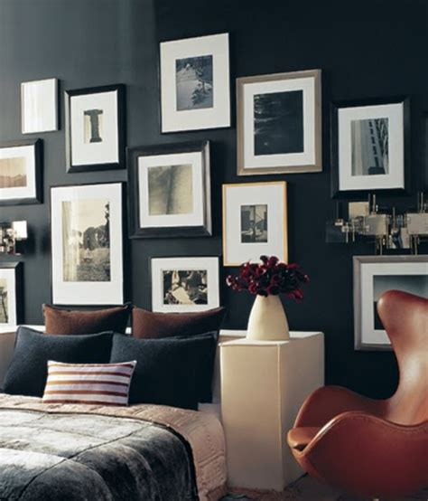 Decorating Ideas For Walls In Bedroom by Of Hanging Pictures On The Wall Wall Photo Display