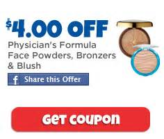 physician formula coupon 2018