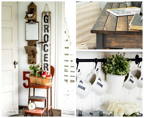 Diy Home Decor Projects And Ideas: 12 DIY Farmhouse Decor Ideas You Need To Try