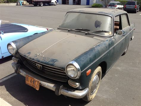 peugeot cars for sale in usa 1968 peugeot 404 for sale one owner all original