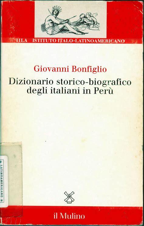 traduzione bid dizionario storico biografico degli italiani in per 249
