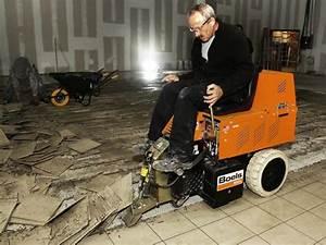 Teppichboden Entfernen Maschine : aufsitz teppich bodenbelagentferner mit akku mieten ~ Lizthompson.info Haus und Dekorationen