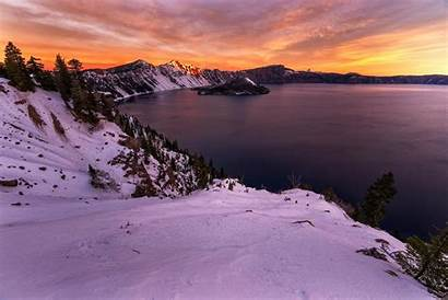 Crater Lake Windows Background Wallpapers Portrait Backiee