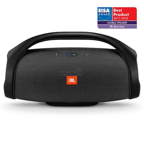 Boat Portable Speakers Review by Portable Speaker Jbl Boombox Jblboomboxblkeu