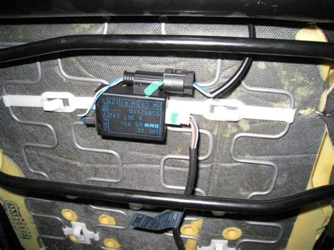 siege fiat 500 témoin airbag sur e46 enlevé et réparé tuto bmw