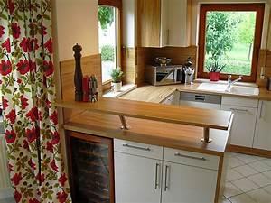 Küche U Form Mit Theke : 301 moved permanently ~ Michelbontemps.com Haus und Dekorationen