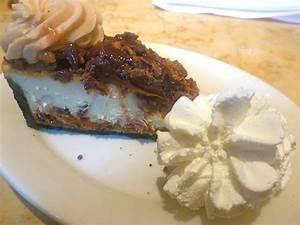 Adam's Peanut Butter Cup Fudge Ripple Cheesecake | Yelp
