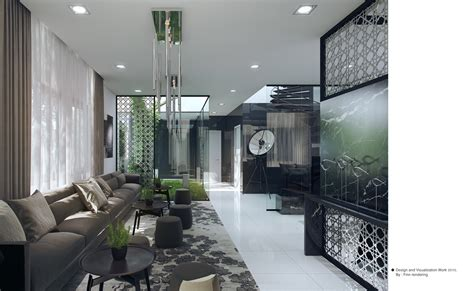 home based interior design 3 interior concepts with floor to ceiling windows