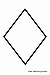 White Diamond Shape Outline   www.pixshark.com - Images ...