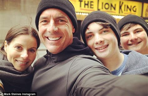 Mark Steines and wife Julie expecting first baby | Daily ...