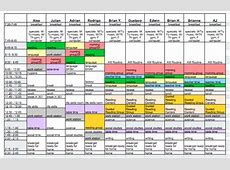 Schedules {Making the Schedule} The Autism Helper