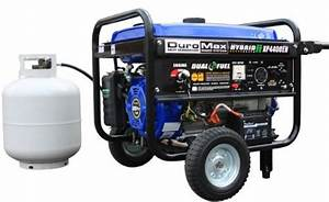 Best Value Portable Propane Generators
